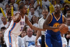 Kevin Durant didn't expect NBA to suspend Green