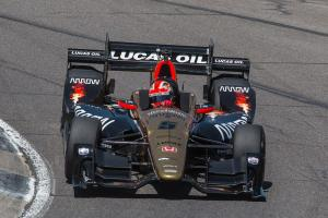 James Hinchcliffe: Winning Indy 500 pole is extra speci...