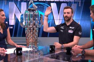 James Hinchcliffe trains to become an Indy 500 Festival...