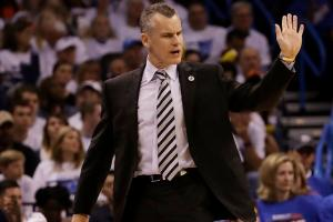 Has Billy Donovan been impressive in the NBA playoffs?