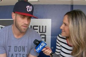 Bryce Harper explains what he means by 'Make baseball f...