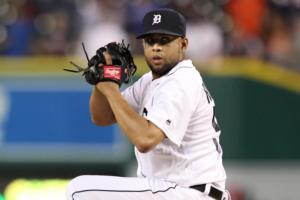 Francisco Rodriguez becomes 6th pitcher to 400 saves