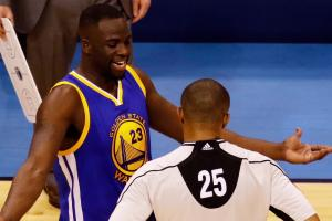 NBA won't upgrade Draymond Green trip to Flagrant 1