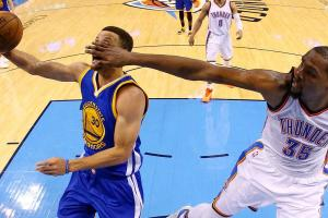 Is Warriors comeback against the Thunder unlikely?