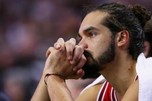 Report: Joakim Noah told team he's leaving Bulls