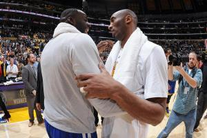 Kobe Bryant texted Draymond Green after Game 4 loss