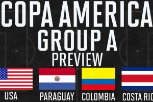 Copa America Group A: High expectations for host USA