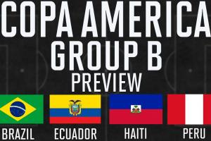 Copa America Group B: No Neymar, but Brazil still favor...