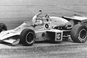 Johnny Rutherford: What it means to be a 3-time Indy 50...