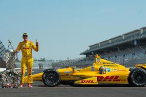 Ryan Hunter-Reay, past Indy 500 winners on what it take...