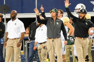 Who will replace Art Briles at Baylor?