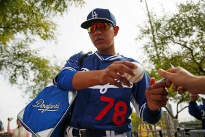 Teen pitcher Julio Urias to make debut for Dodgers