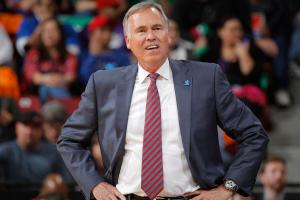 Report: Rockets to hire Mike D'Antoni