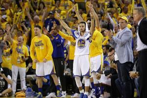 Westbrook, Durant mock Warriors heading into game 6