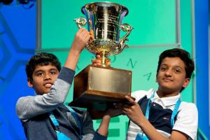 The 'Dab' took over the National Spelling Bee