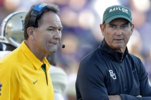 Report: Phil Bennett to replace Art Briles at Baylor