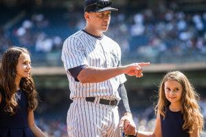 A-Rod shares daughter's 'Parent's Day' assignment