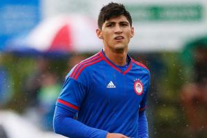Olympiakos' Alan Pulido safe after kidnapping in Mexico