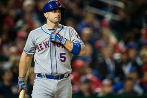 David Wright has herniated disk in neck