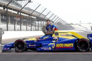 Alexander Rossi on how he won the Indy 500