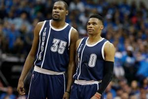 Thunder shift attention to keeping Durant, Westbrook