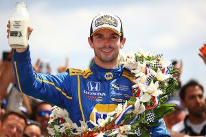 Is Formula One in Alexander Rossi's future?