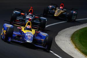 A driving tip from Indy 500 winner Alexander Rossi