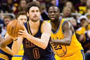 Give and Go: Warriors, Cavs to meet again in NBA Finals