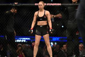 Ronda Rousey may not fight until 2017