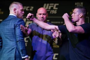 Conor McGregor to fight Nate Diaz at UFC 202