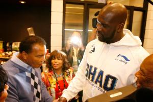 Shaquille ONeal remembers Muhammad Ali