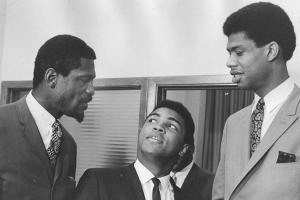 Kareem Abdul-Jabbar on his friendship with Muhammad Ali