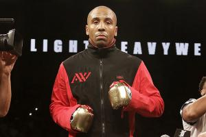 Andre Ward: Surreal to have a connection with Muhammad...