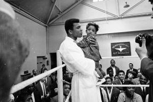 How Muhammad Ali inspired boxer Andre Ward