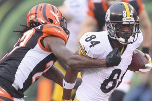 Antonio Brown, Steelers already anticipating Bengals ga...