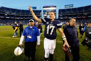 Philip Rivers thought it was the end of the Chargers in...