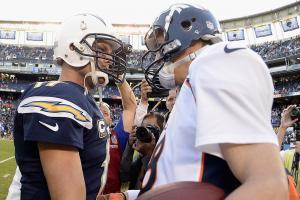 Philip Rivers: Facing Peyton Manning left me starstruck