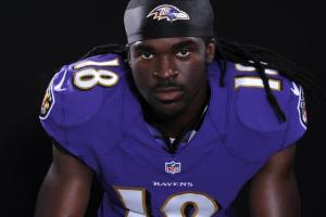 Ravens WR Breshad Perriman suffers partially torn ACL