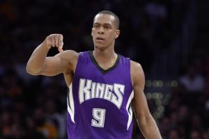 Rajon Rondo on Kings: 'There were too many distractions on and off the court' IMAGE