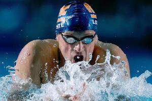 Ryan Lochte: No more fast food, candy for me before Rio