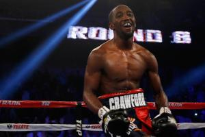 Terence Crawford is ready to show he's boxing next supe...