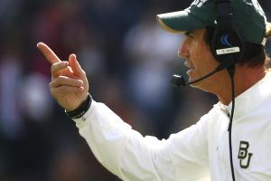 Baylor reaches contract settlement with Art Briles