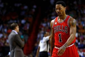 Report: Knicks discussed trading for Derrick Rose