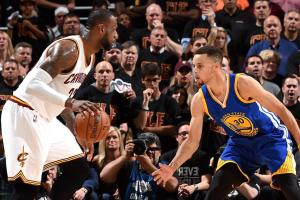 NBA Finals: LeBron James and Warriors' legacies both at...