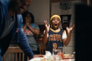Nike releases emotional commercial after Cavs' title