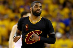 Is Kyrie Irving on 'Splash Brother' level?