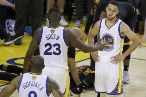 Warriors fall short of goal, lose in NBA Finals