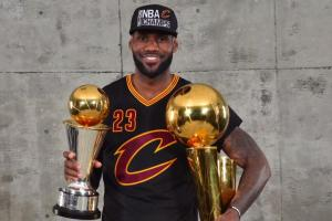 LeBron James' first Cavs title: A timeline of his second Cleveland stint