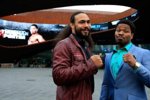 Keith Thurman, Shawn Porter ready for fight after car a...