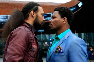 Keith Thurman is looking to beat Shawn Porter in dramat...